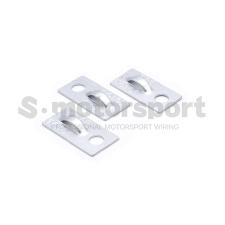 Монтажная пластина для кабельной стяжки