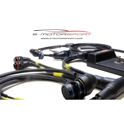 Часть салонной проводки Nissan VR38